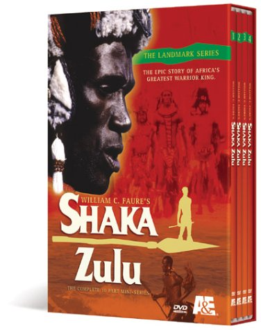 Shaka Zulu - The Complete 10 Part Television Epic