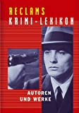Klaus-Peter Walter: Reclams Krimi-Lexikon