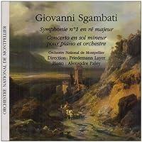 Sgambati:Symphony No.1 D Major Op.11 & Piano Concerto G Minor Op.10