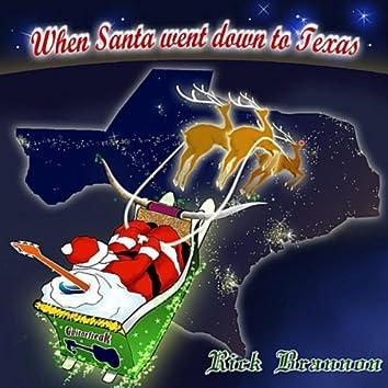 When Santa Went Down to Texas