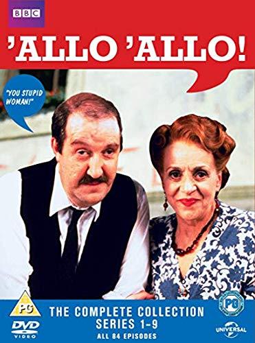 Allo Allo Complete Classic Briti...