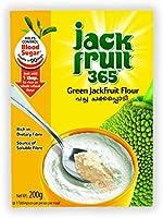 Eastern Jackfruit365 Green Jackfruit Flour - 400g (2 Packs of 200g)