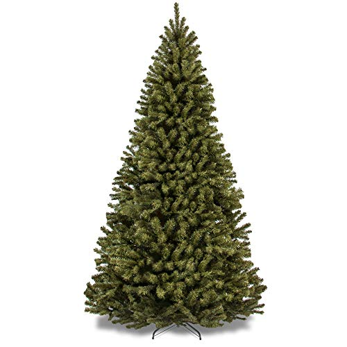 HOT BUY - Best Choice Products 9ft Spruce Hinged Artificial Christmas Tree w/Easy Assembly, Foldable Stand.