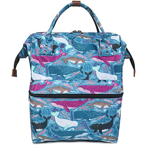 Laptop Backpack for Women 15.6' Waterproof Casual Backpack College School Bags