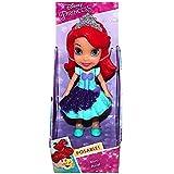 Disney Princess Poseable Ariel Little Mermaid Sparkle Collection Mini Toddler Doll 3'