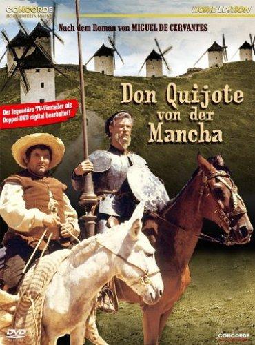 Don Quijote von der Mancha (2 DVDs) - Die legendären TV-Vierteiler