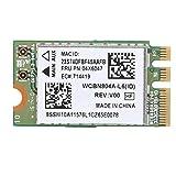 Scheda di Rete Wireless a Doppia Banda 2.4/5GHz per Qualcomm Atheros QCNFA34AC 867M Bluetooth 4.0 Adatta per Lenovo B50-80 E460 E560 Yoga Serie 500