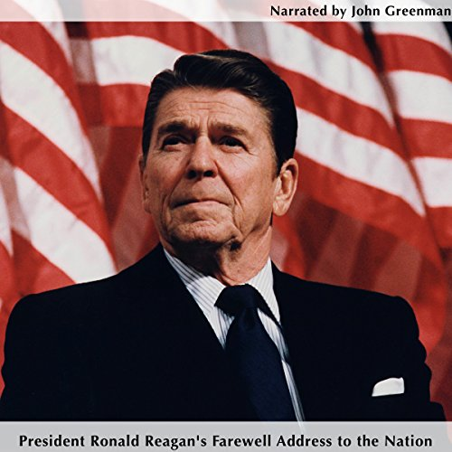 President Reagan's Farewell Address cover art