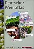 Deutscher Weinatlas: Kartographisches Nachschlagewerk