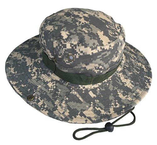 COMVIP COMVIP Sommer Damen Herren wasserdichte Camping Hut Wanderhut Fischerhüte Sonnenhüte Boonie Hat Farbe E