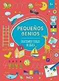 Pasatiempos y juegos de lógica (PEQUEÑOS GENIOS)