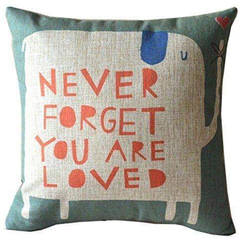 Godhl lino tiro piazza lino federa cuscino decorativo copertura del cuscino