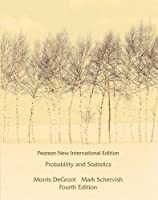 Probability and Statistics: Pearson New International Edition