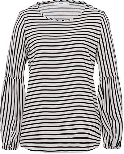BRAX Damen Style Viona Bluse, Black, 42