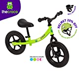 Best Balance Bike For Toddlers - TheCroco Steel Lightweight Balance Bike for Toddlers Review