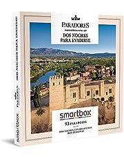 SMARTBOX - Caja Regalo - Paradores: Dos Noches para evadirse - Idea de Regalo - 2 Noches y 2 desayunos para 2 Personas