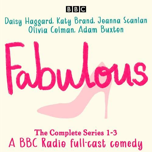 Fabulous: The Complete Series 1-3 cover art