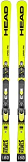 HEAD 2020 WC Rebels i.Speed Pro 170cm Skis w/FF EVO 14 Bindings