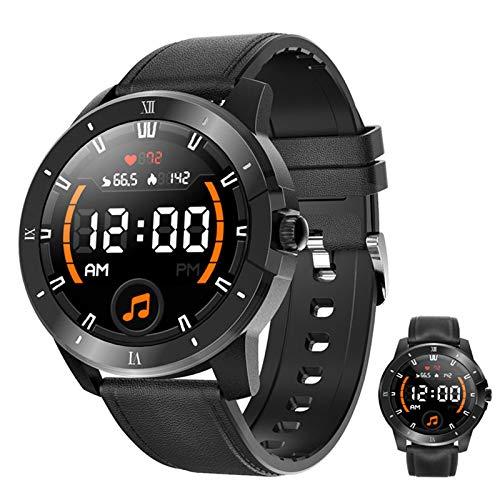 Smart Watch Reloj Inteligente,Fitness Tracker of Music Play Bluetooth Call Call Heart Rate Blood Oxygen Sleep Monitoring Durno Reloj De Alarma Recordatorio Deportes Pulsera Inteligente,A