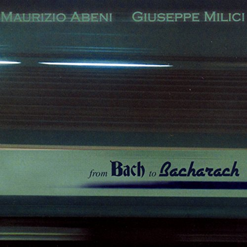 From Bach to Bacharat (Arr. by Maurizio Abeni)