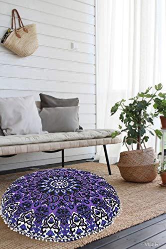 almohada redonda fabricante rajwada-fashion