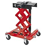 Sealey TJ150E Floor Transmission Jack 150kg - Red