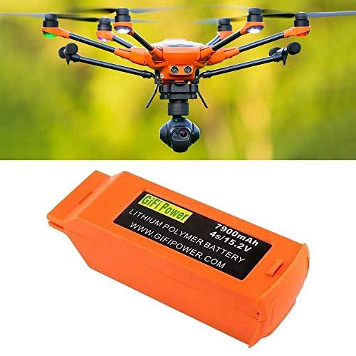 High Capacity 7900mAh 15.2V Lipo Upgrade Battery for Yuneec H520 Drone Quadcopter