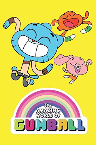 The Amazing World of Gumball: Writing Journal • Notebook • Diary • Notepad