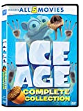 Ice Age: The Complete 5 Movies Collection - Ice Age + Ice Age