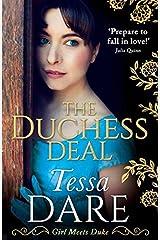 The Duchess Deal (Girl meets Duke) ペーパーバック