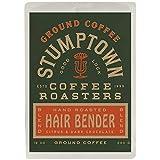 Stumptown Coffee Roasters Hair Bend Ground Coffee, 12 Oz Bag, Flavor Notes Of Citrus & Dark...
