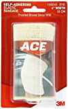 Ace Ace Self-Adhering Elastic Bandage 4 Inches, 4 inches 1 each (Pack of 3)