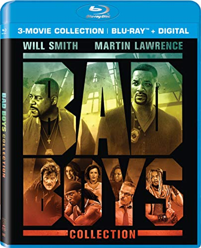 Bad Boys (1995) / Bad Boys for Life / Bad Boys II - Set [Blu-ray]