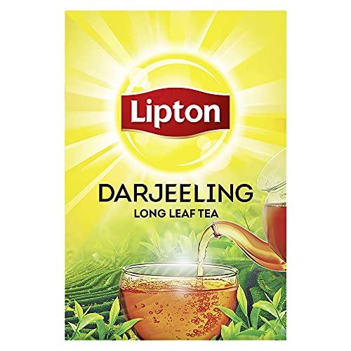 Lipton Darjeeling Long Leaf Tea, 100% Pure and Authentic Darjeeling Tea, 250 g