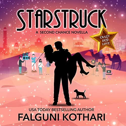 Starstruck Audiobook By Falguni Kothari cover art