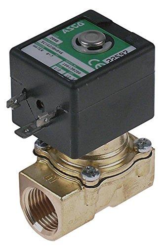 Válvula magnética para envasadora al vacío Henkelman Polar2-85, Polar2-75, Polar2-95, Polar52, Cookmax 442006, Allpax M52-40, M52-63 24 V