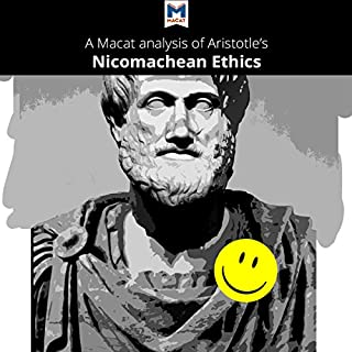 A Macat Analysis of Aristotle's Nicomachean Ethics cover art