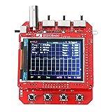 Módulo electrónico 13805K Mini 200KHz Osciloscopio digital SMD Versión soldada DC3.5V-6V Equipo electrónico de alta precisión