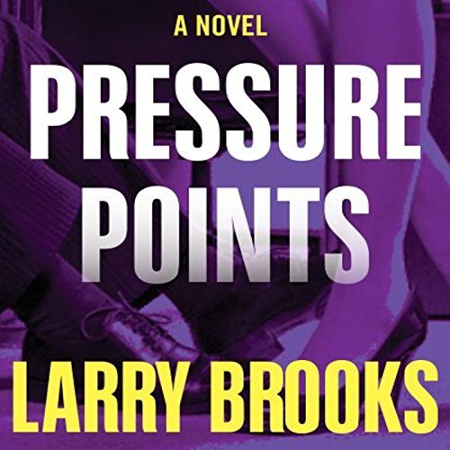 Pressure Points audiobook cover art