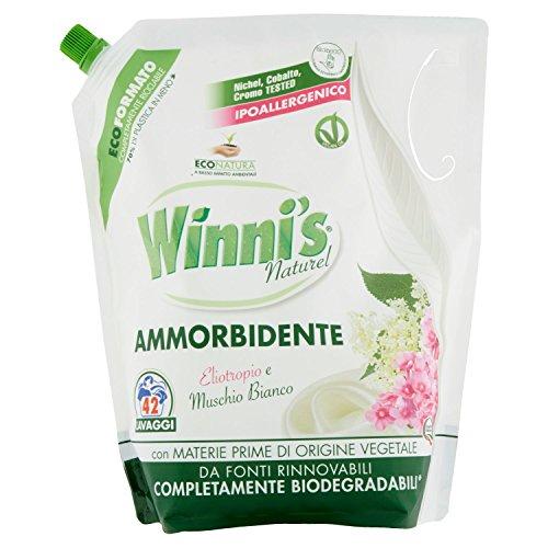Winni's Ammorbidente Ipoallergenico, 42 Lavaggi, 1.47L