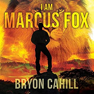 I Am Marcus Fox audiobook cover art