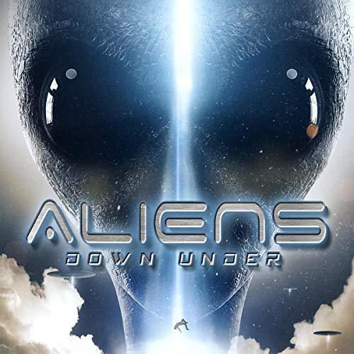 Aliens Down Under cover art