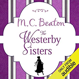 The Westerby Sisters cover art