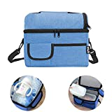 Insulated Lunch Bag - WENTS Leakproof Lunch Bag for Adults Lunch Bag
