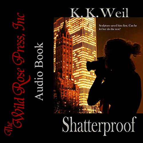Shatterproof audiobook cover art