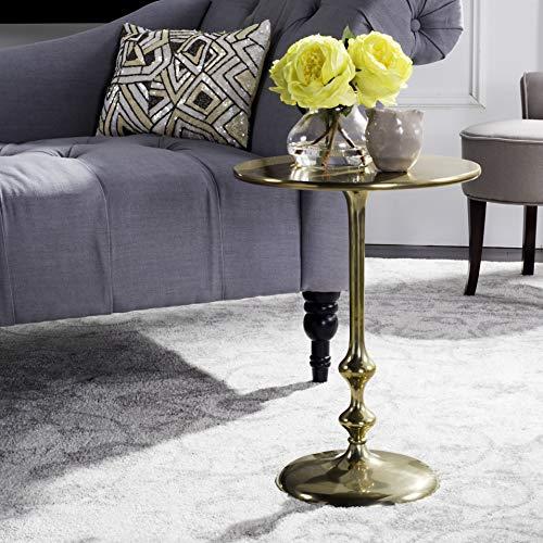 Safavieh Beistelltische für Wohnzimmer, Metall, 40 x 40 x 54.61 cm
