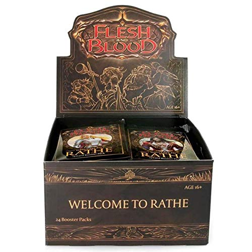 Flesh and Blood TCG: Welcome to Rathe Booster Box