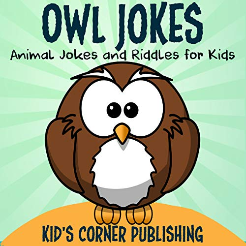 Owl Jokes audiobook cover art