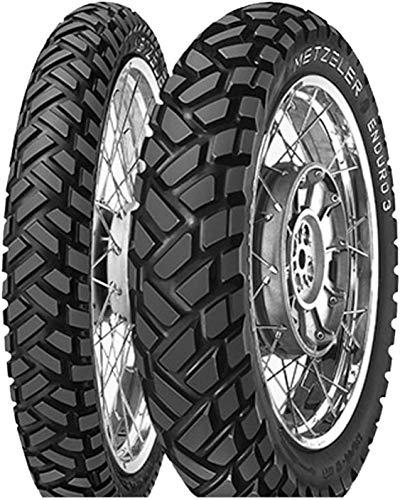 Par de neumáticos Metzeler Enduro Sahara 3 90/90-21 54S TT 140/80-18 70S