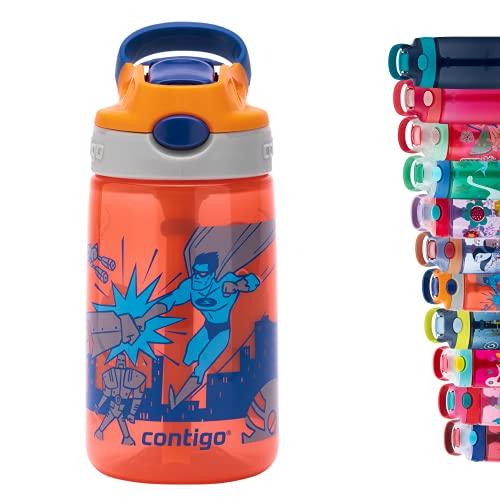 Botellas De Agua Para Niños Antigoteo Marca Contigo